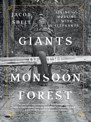 cover image of Giants of the Monsoon Forest