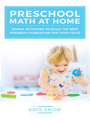 cover image of Preschool Math at Home