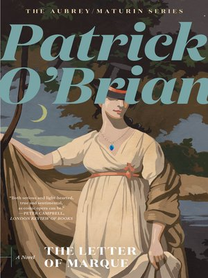 cover image of The Letter of Marque (Volume Book 12)  (Aubrey/Maturin Novels)