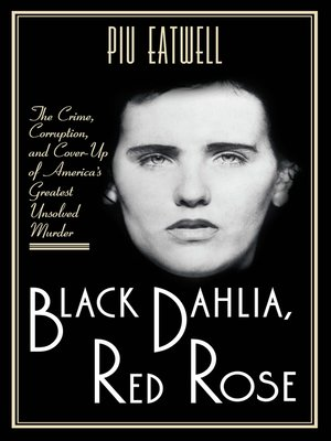 cover image of Black Dahlia, Red Rose