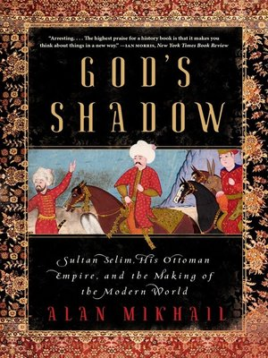 cover image of God's Shadow