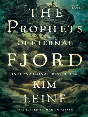 cover image of Prophets of Eternal Fjord