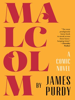 cover image of Malcolm