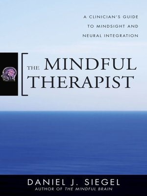 cover image of The Mindful Therapist