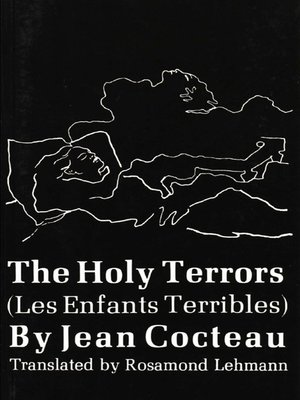 cover image of The Holy Terrors