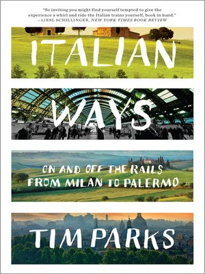 cover image of Italian Ways