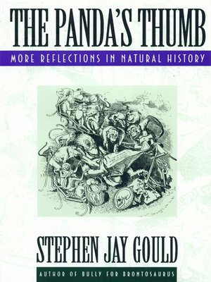 cover image of The Panda's Thumb
