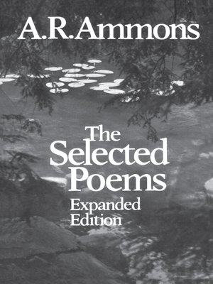 cover image of The Selected Poems