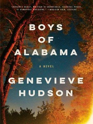 cover image of Boys of Alabama