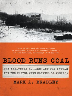 cover image of Blood Runs Coal