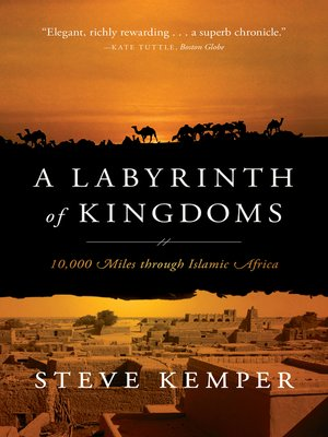 cover image of A Labyrinth of Kingdoms