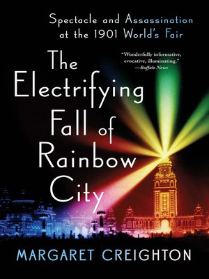 cover image of The Electrifying Fall of Rainbow City