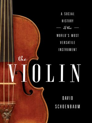 cover image of The Violin