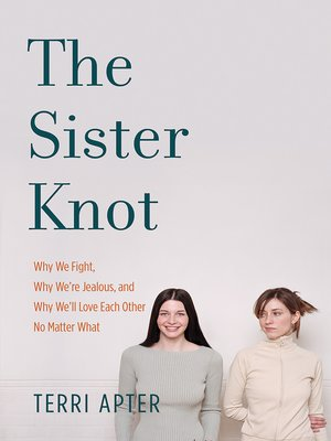 cover image of The Sister Knot