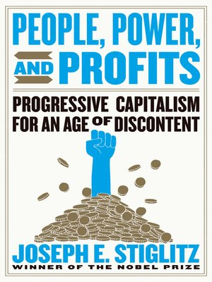 cover image of People, Power, and Profits