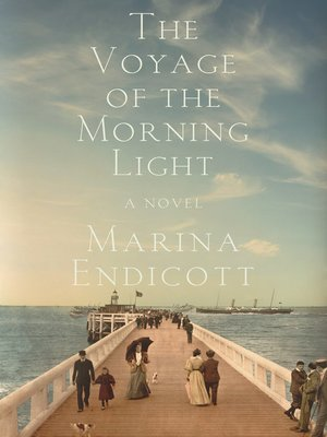 cover image of The Voyage of the Morning Light