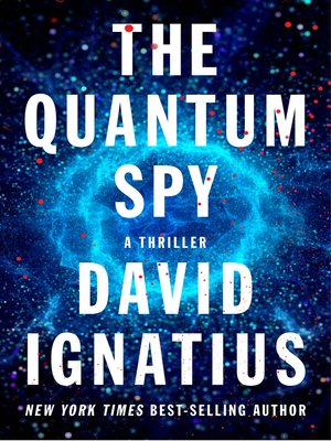 cover image of The Quantum Spy