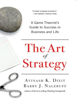 Thinking Strategically Ebook