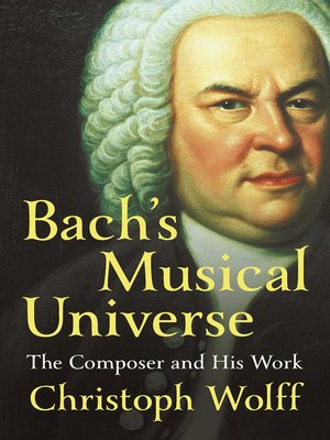 cover image of Bach's Musical Universe