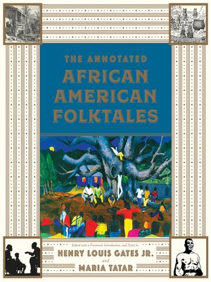 cover image of The Annotated African American Folktales