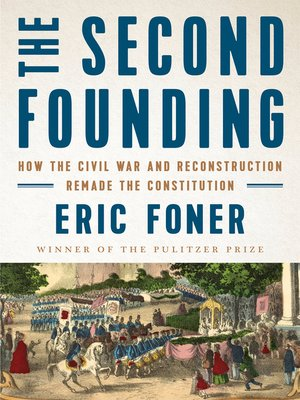 cover image of The Second Founding
