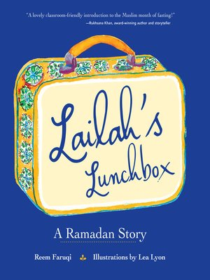 cover image of Lailah's Lunchbox