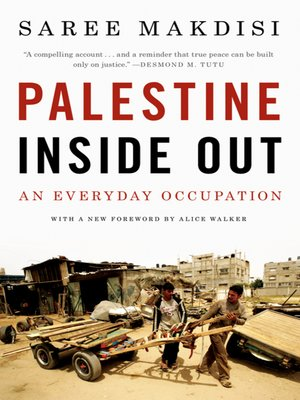 cover image of Palestine Inside Out