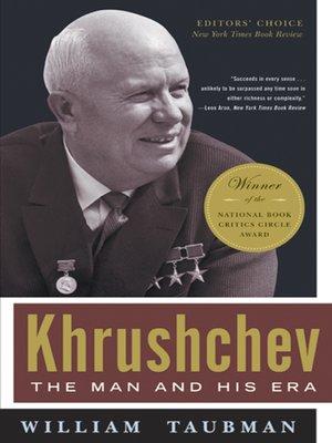 cover image of Khrushchev