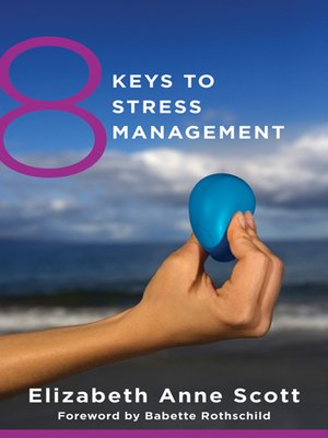cover image of 8 Keys to Stress Management (8 Keys to Mental Health)
