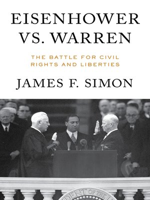 cover image of Eisenhower vs. Warren