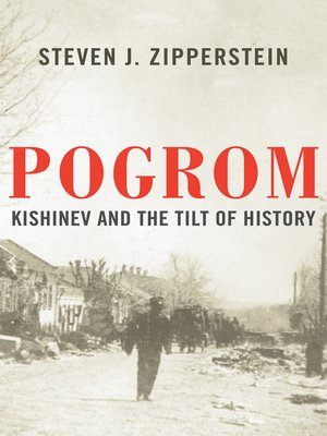 cover image of Pogrom