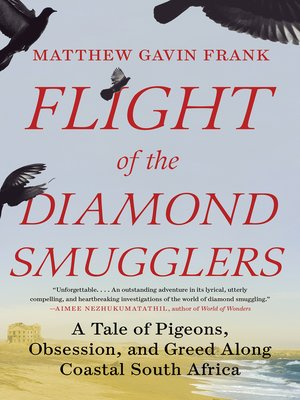 cover image of Flight of the Diamond Smugglers