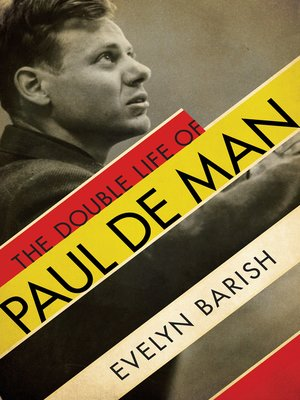 cover image of The Double Life of Paul De Man