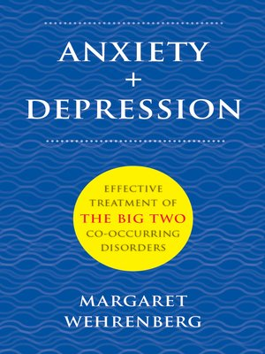 cover image of Anxiety + Depression