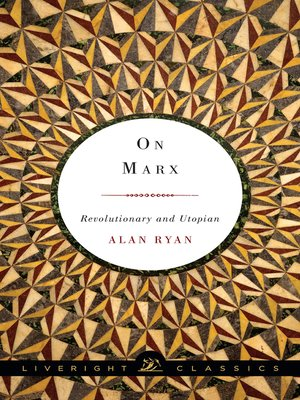 cover image of On Marx