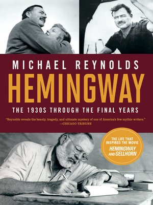cover image of Hemingway