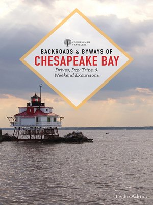 cover image of Backroads & Byways of Chesapeake Bay