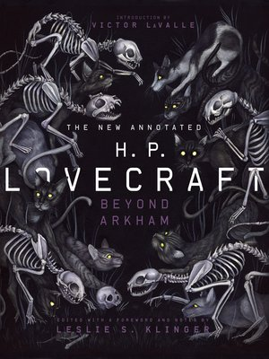 cover image of The New Annotated H.P. Lovecraft