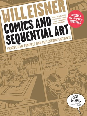 cover image of Comics and Sequential Art