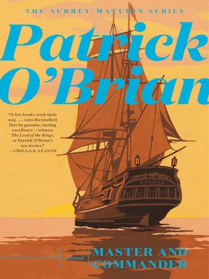 cover image of Master and Commander (Volume Book 1)  (Aubrey/Maturin Novels)