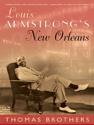 cover image of Louis Armstrong's New Orleans