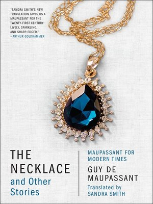 cover image of The Necklace and Other Stories