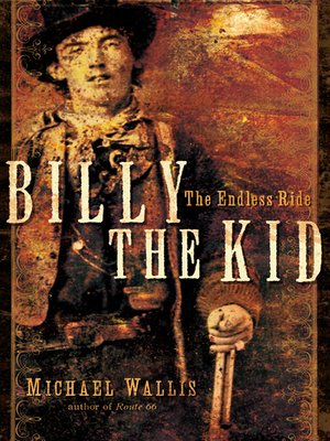 cover image of Billy the Kid