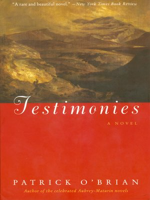 cover image of Testimonies