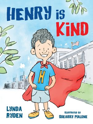 cover image of Henry is Kind