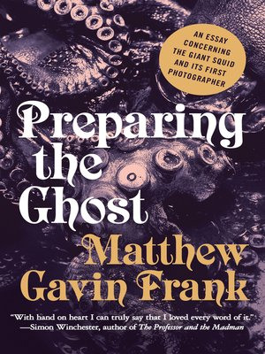 cover image of Preparing the Ghost