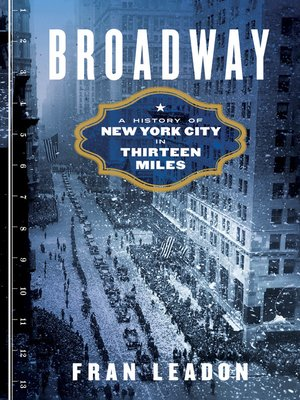 cover image of Broadway