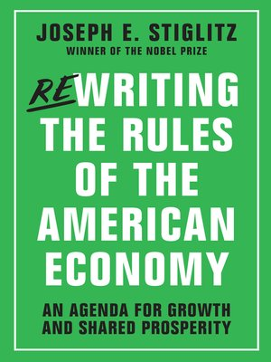 cover image of Rewriting the Rules of the American Economy