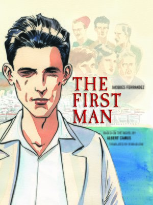 cover image of The First Man