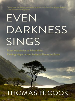 cover image of Even Darkness Sings